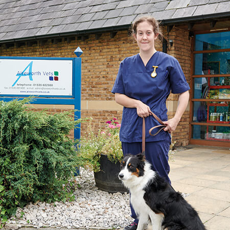 Amie Rawling | Aireworth Vets