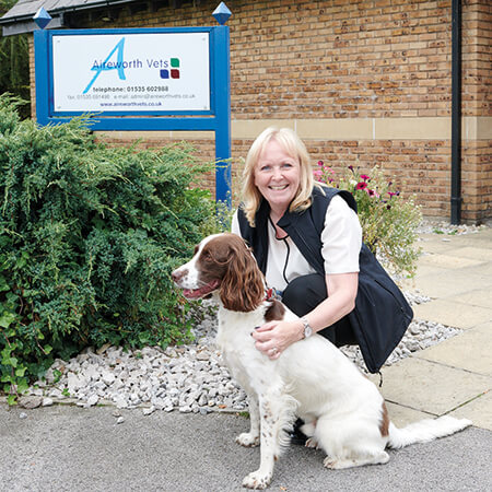 Gill Tansey | Aireworth Vets