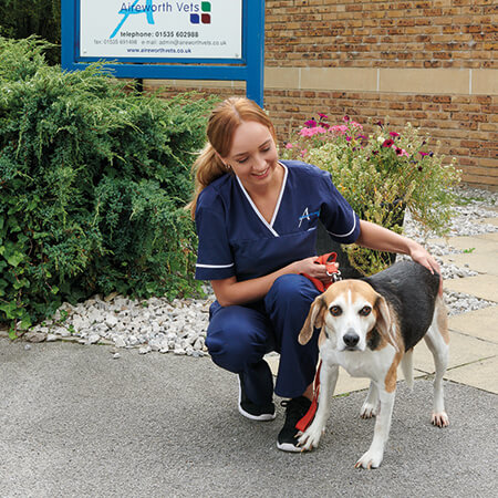 Jenna Wilkinson | Aireworth Vets