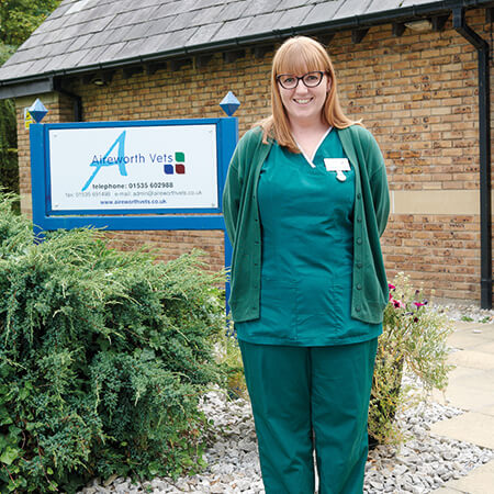 Jenny Savage | Aireworth Vets
