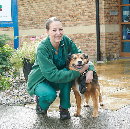 Shelley Hudson | Aireworth Vets