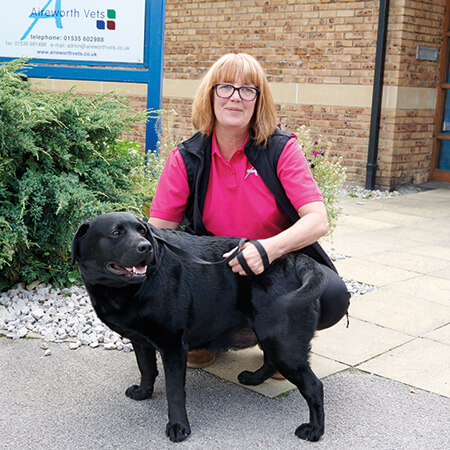 Sue McLaughlin | Aireworth Vets