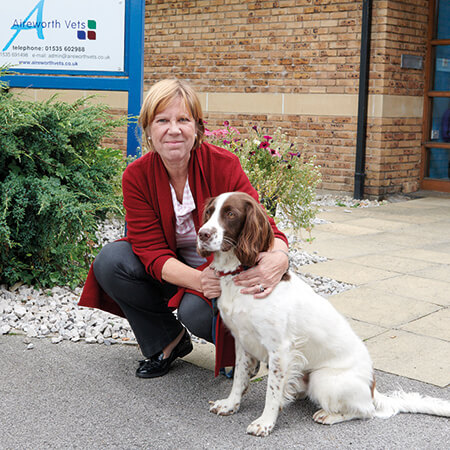 Sue Thomson | Aireworth Vets